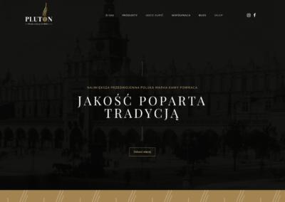 kawapluton.com – strona internetowa